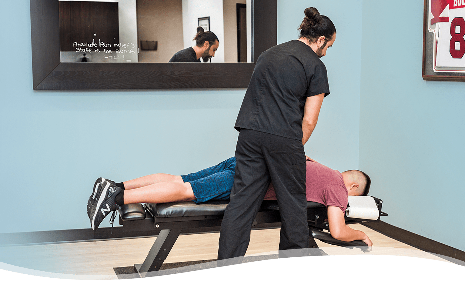 Absolute Pain Relief chiropractic care
