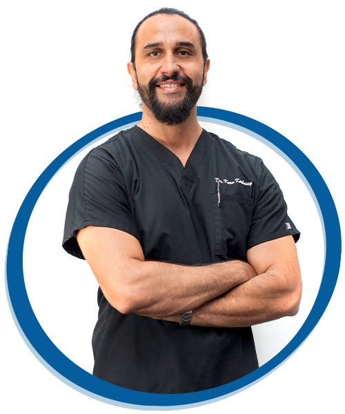 Dr. Karbassy, chiropractor treatment expert