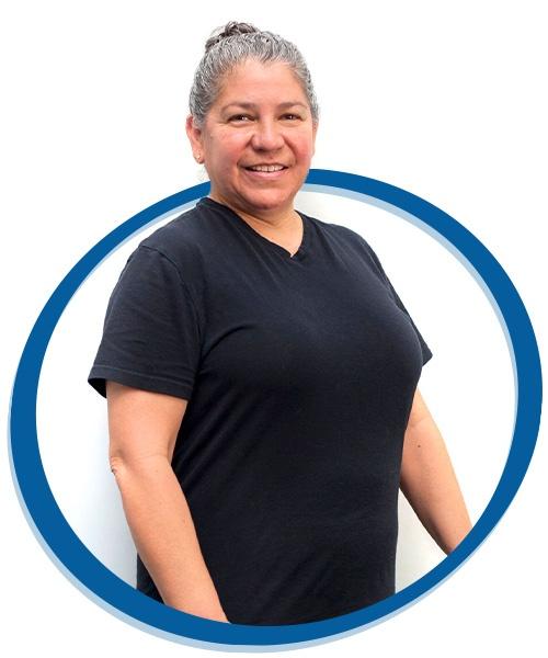 Marquita Almodova, Absolute Pain Relief Massage Therapist