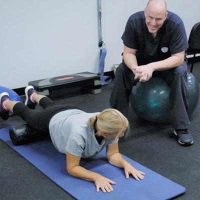 Exercise therapy activities