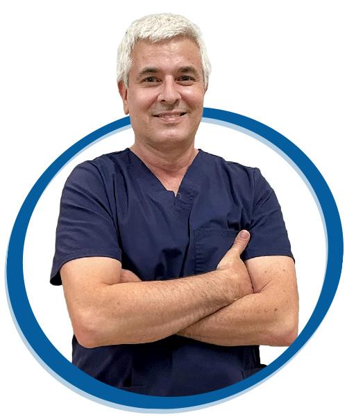 Robert Glenn, Physician Assistant to chiropractor treatment team